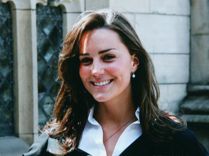 Фото №1 - Какое прозвище Кейт Миддлтон получила в университете