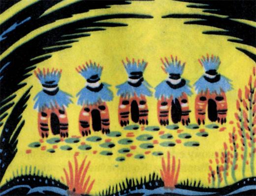 Фото №1 - Закон племени