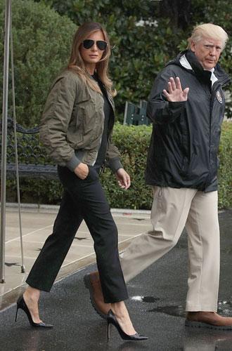 Фото №8 - Этикет первых леди: что можно (и нельзя) супругам президентов
