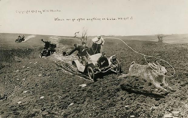 Фото №1 - Фотожабы за сто лет до фотошопа