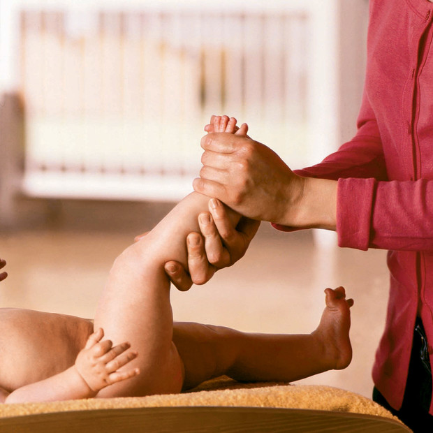 Фото №8 - Мастер-класс: детский массаж