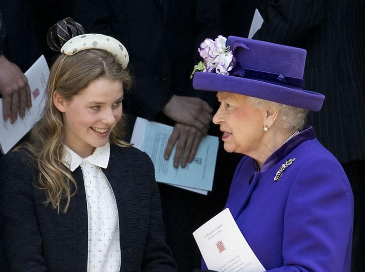 Фото №1 - Внучка принцессы-бунтарки и любимица Королевы: леди Маргарита Армстронг-Джонс