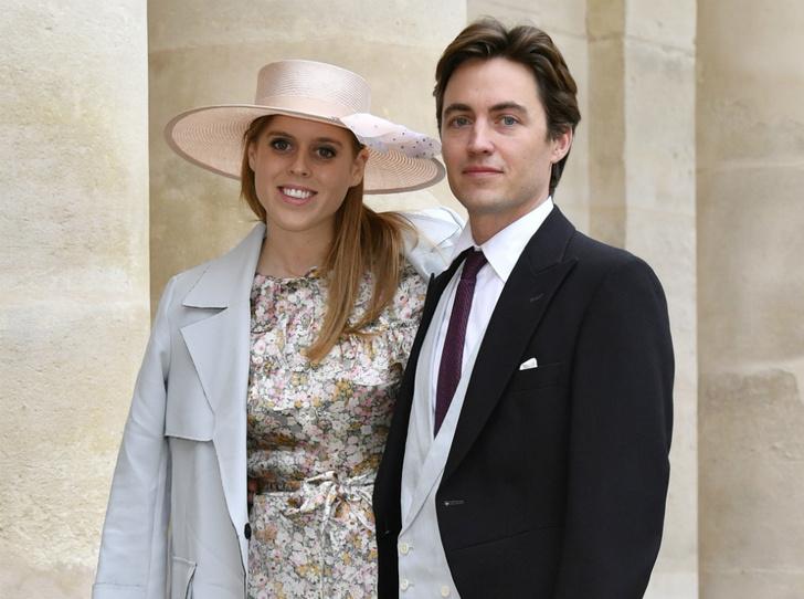 Фото №1 - Новые трудности: свадьба принцессы Беатрис может быть отменена