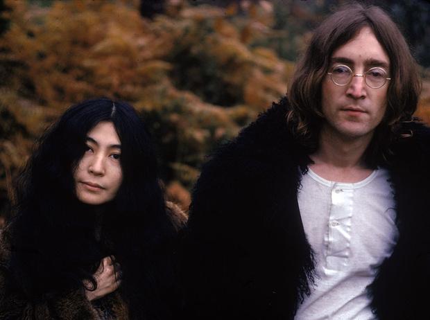 Фото №1 - Одна душа на двоих: история любви Джона Леннона и Йоко Оно
