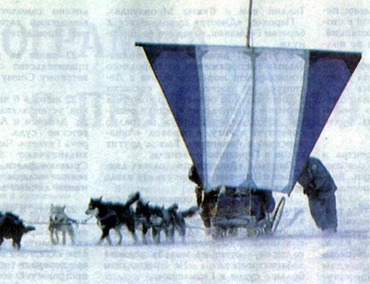 Фото №1 - Гренландский дневник