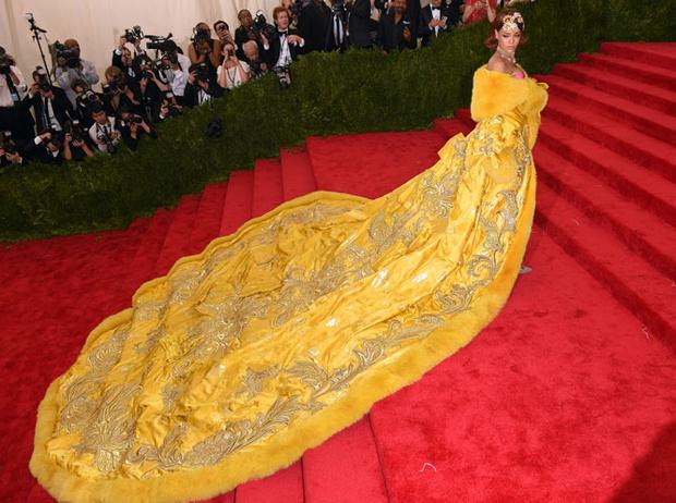 Фото №17 - Королева стритстайла и акула бизнеса: как Рианна изменила мир моды