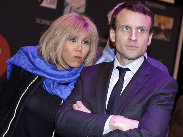 Фото №23 - Как Брижит Макрон бросает вызов возрасту: anti-age терапия от первой леди Франции