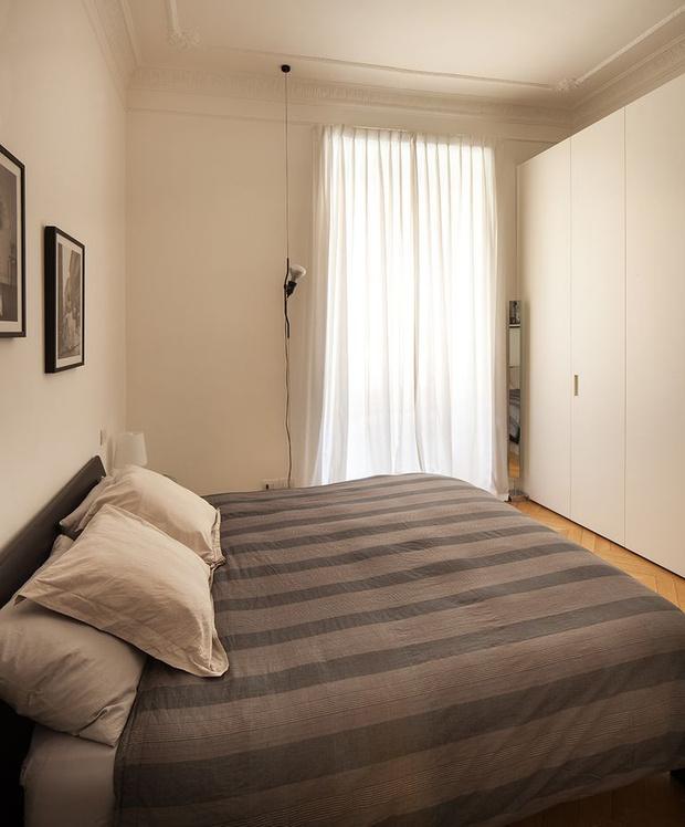 Фото №5 - Современная квартира в историческом доме в Риме
