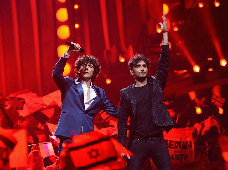 Фото №6 - Евровидение-2018: итоги и 5 лучших живых выступлений финала без политики (ну, почти)