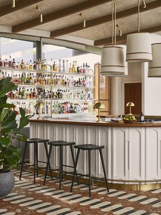 Фото №4 - Новый Beefbar в Афинах по дизайну Humbert & Poyet