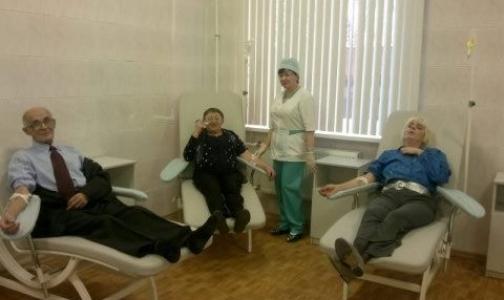 Фото №1 - В Петербурге открыли центр для лечения пациентов с дыхательной недостаточностью