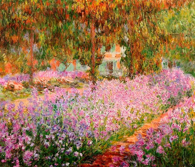 Фото №2 - Любовь к ирисам: аромат Iris Celadon от Armani/Prive