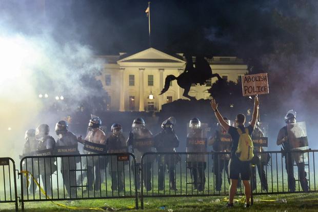 Фото №1 - Власти США официально подтвердили наличие в стране расизма
