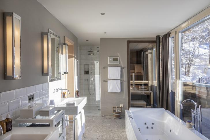 Фото №13 - Обновленный отель Cervo Mountain Resort в Церматте