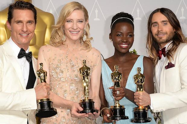 Фото №1 - Объявлены номинанты на «Оскар-2015»