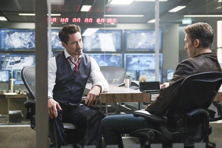 Фото №2 - «Первый мститель»: когда Капитан Америка в киновселенной Marvel был не прав ⚡