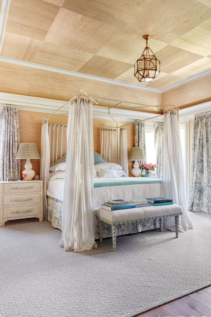 Фото №3 - 10 способов сделать вашу спальню роскошнее