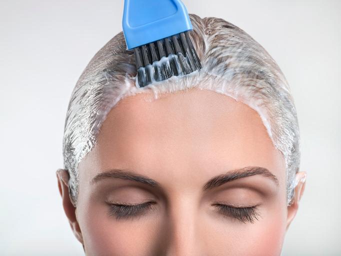 аммиак в красках для волос