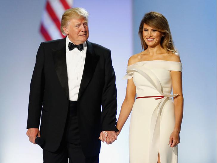Фото №2 - Протест или новые правила: почему Дональд и Мелания Трамп не появятся на инаугурации Байдена