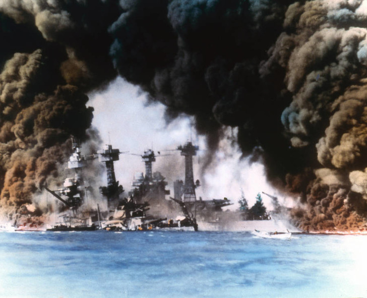 Фото №3 - 22 завораживающих цветных фото Второй мировой