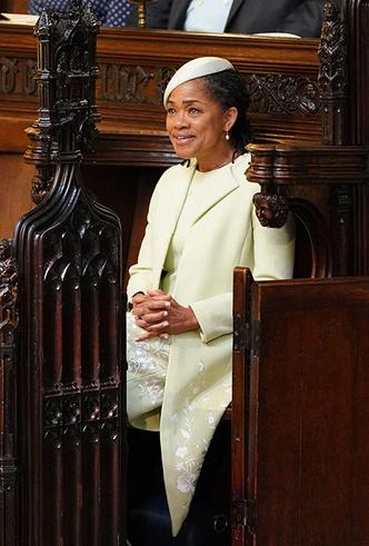 Фото №9 - Мамин гардероб: как одевается Дория Рэгланд, мама Меган Маркл