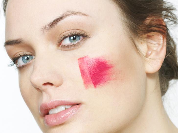 Фото №3 - Как избавиться от покраснений на щеках