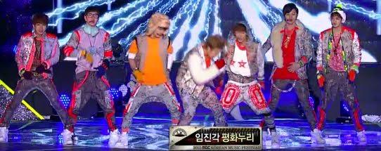 Фото №7 - WTF: 8 самых странных луков в k-pop
