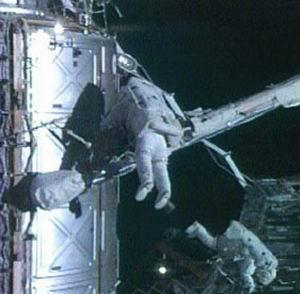 Фото №1 - На МКС прибудет европейская лаборатория Columbus