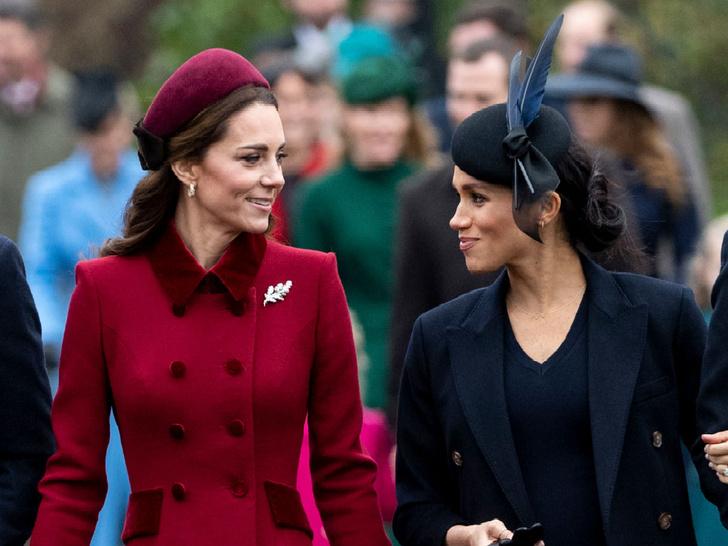 Фото №3 - Сомнения герцогини: главное, что смущало Кейт в Меган (еще до свадьбы Сассекских)