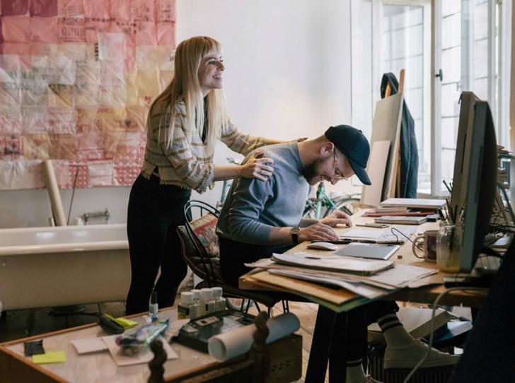 Фото №5 - Инструкция по применению: как жить с творческим мужчиной