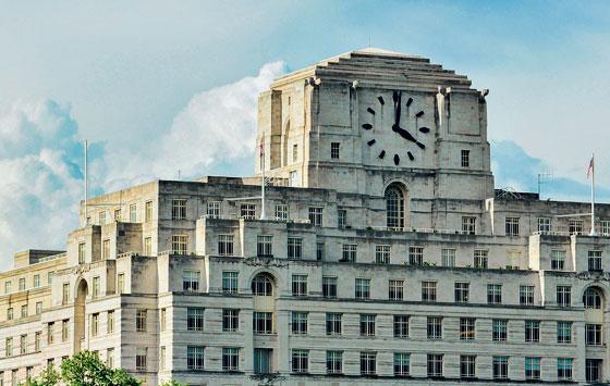 Фото №4 - 15 самых необычных городских часов