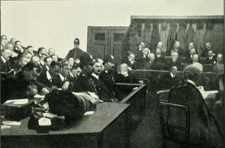 Фото №5 - Как Конан Дойл стал Шерлоком Холмсом, расследовал загадочное убийство и исправил одну из крупнейших судебных ошибок XX века