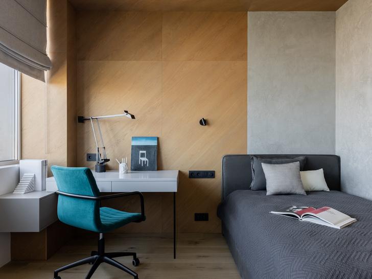 Фото №11 - Уютная квартира 120 м² для большой семьи в Москве