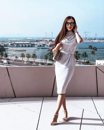 Фото №1 - Арабская невеста: история россиянки, переехавшей ради любви в Катар