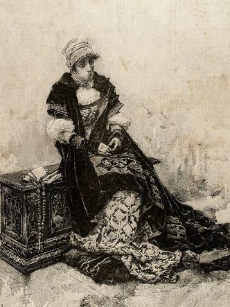 Фото №6 - Хуана I Безумная: как любовь к мужу свела с ума королеву Кастилии