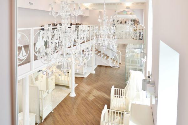 Фото №1 - Открылся фирменный салон европейских товаров для детей