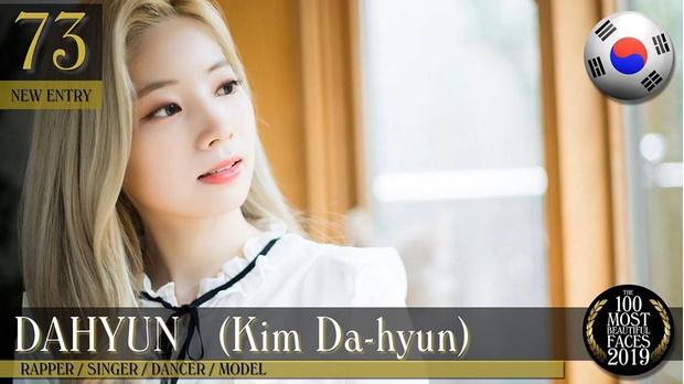 Фото №28 - Международный рейтинг: 100 самых красивых женских лиц 2019 года