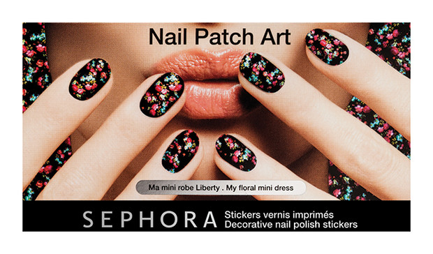 Стикеры-патчи для ногтей Nail Patch Art