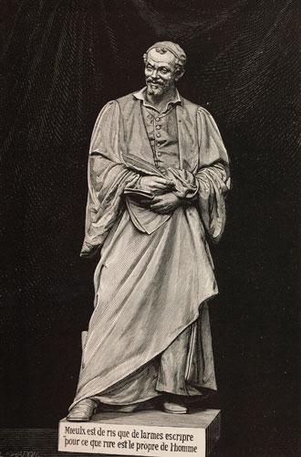 Фото №3 - Франсуа Рабле - человек и комикс эпохи Возрождения