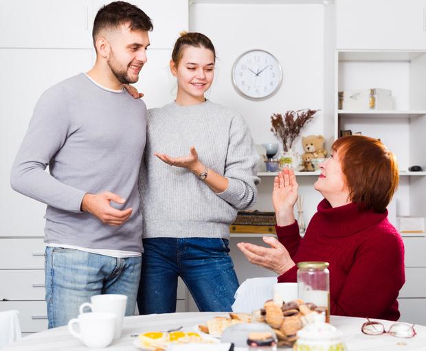 Фото №4 - Как познакомить молодого человека с родителями
