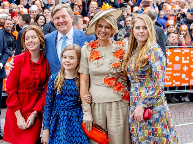 Фото №7 - Надежда Короны: дети, которые станут королями и королевами в будущем