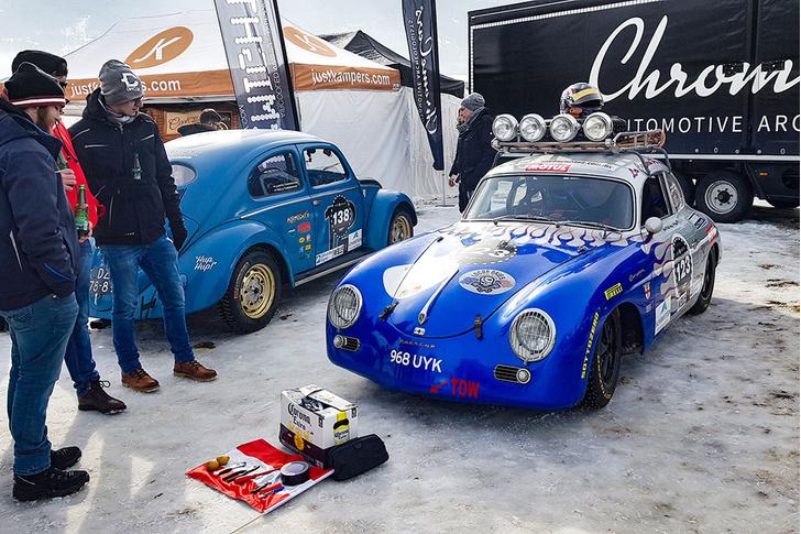 Фото №8 - GP Ice Race: пробуждение от зимней спячки