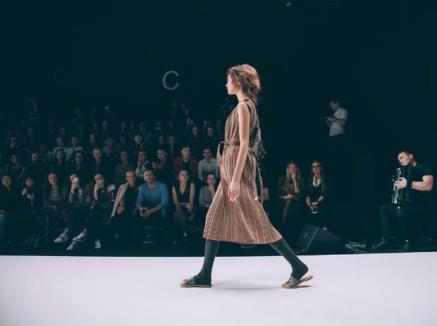 Фото №11 - Первый день Mercedes-Benz Fashion Week Russia
