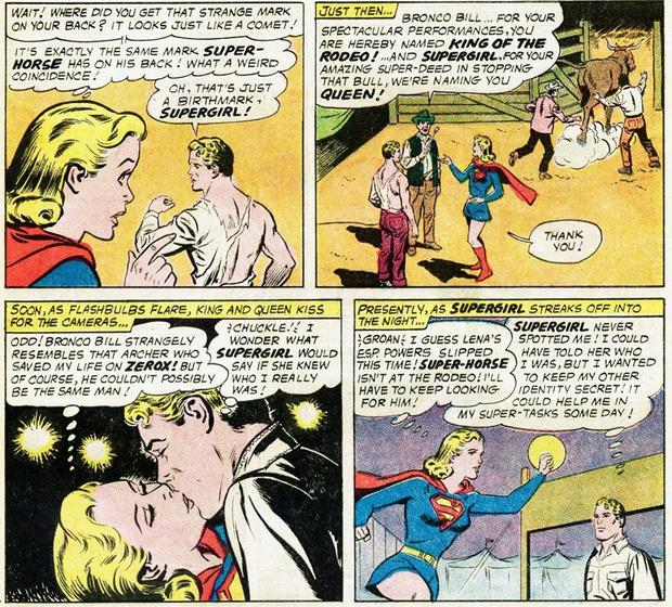 Фото №2 - 12 самых безумных фактов из биографий любимых супергероев