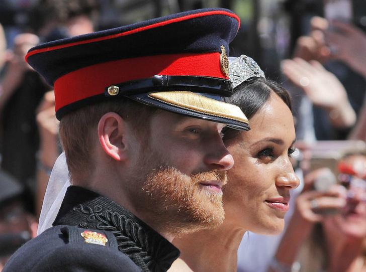 Фото №1 - Как Гарри и Меган отметят первую годовщину свадьбы