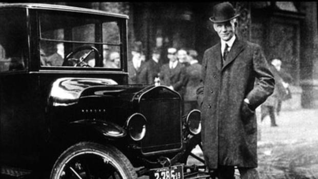 Фото №2 - Почему слова Генри Форда о черном цвете автомобилей— это неправда