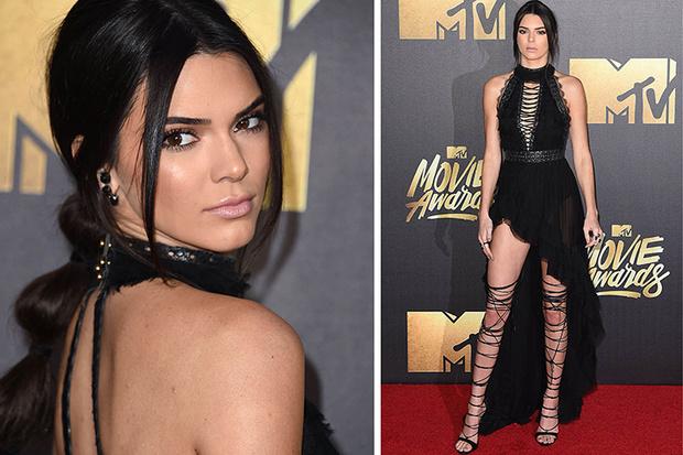 Кендалл Дженнер MTV Movie Awards 2016