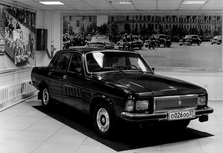 Фото №2 - Волк в овечьей шкуре: секретные автомобили советских спецслужб