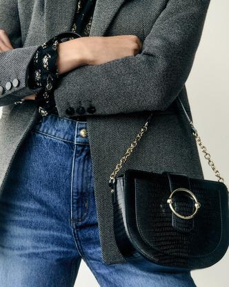Фото №3 - Как носить стиль бохо в холода: осенняя инструкция от Claudie Pierlot