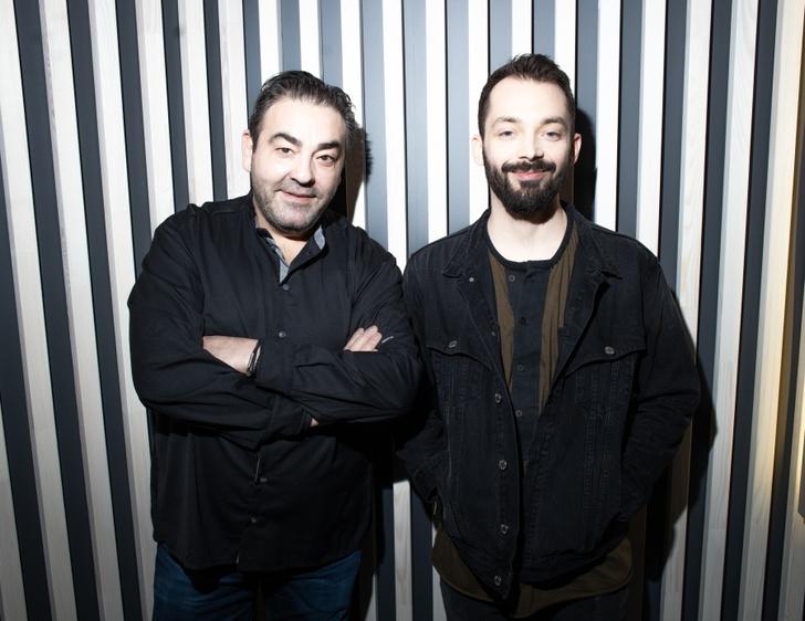 Хуан Амадор и Рене Соффнер